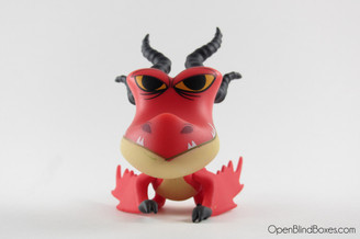 Hookfang How To Train Your Dragon 2 Funko Mystery Minis Front