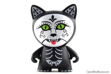 Tricky De Los Muertos Tricky Cats Kidrobot Front