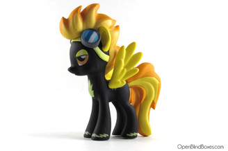 Spitfire My Little Pony Mystery Minis Series 1 Funko Left