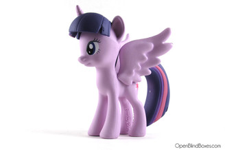 Princess Twilight Sparkle Accurate Funko My Little Pony Series 2 Left