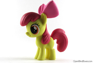 Apple Blossom Funko My Little Pony Mystery Minis Series 3 Left