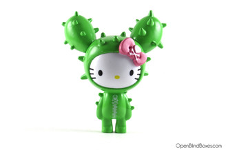 Cactus Hello Kitty Tokidoki Front