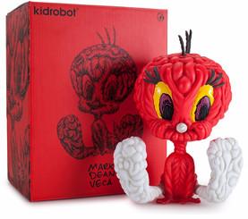 Mark-Dean-Veca-Tweety-Bird-Vinyl-Figure-Kidrobot-2015