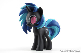DJ PON-3 My Little Pony Mystery Minis Funko Left
