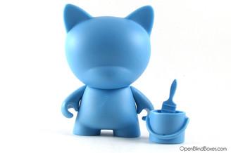 Blue Trikky Multicolor Munnyworld Kidrobot Front