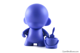 Munny Purple Multicolor Munnyworld Kidrobot Front