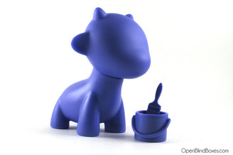 Raffy Purple Multicolor Munnyworld Kidrobot Front