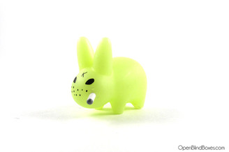 Glowing Smorkin Labbit Series 4 Frank Kozik Kidrobot Left