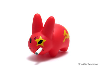 USSR Chicom Russian Mini Smorkin Labbit Series 3 Kozik Left