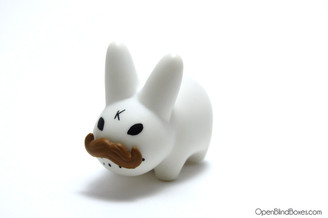 Moustache Mini Smorkin Labbit Series 3 Frank Kozik Left