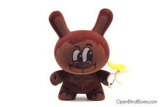 Sket-One Kong Series 4 Dunny Kidrobot Front