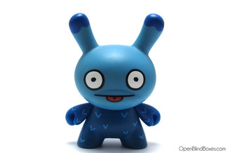 David Horvath Mademan 2-Faced Dunny Kidrobot Front