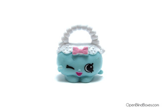 Harriet Handbag Blue Shopkins Season 4 Moose Front