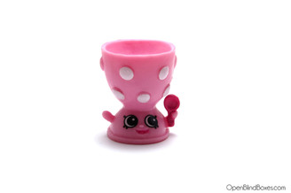 Edgar Eggcup Pink Shopkins Season 4 Moose Front