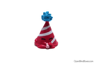 Marty Party Hat Red Shopkins Season 4 Moose Front