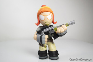 Jayne Cobb Funko Mystery Minis Science Fiction Front