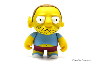 Comic Book Guy Simpsons Series 1 Kidrobot Front
