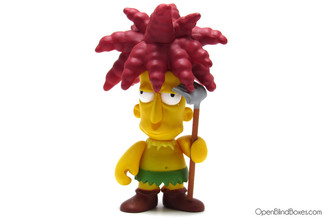 Side Show Bob Simpsons Series 1 Kidrobot Front