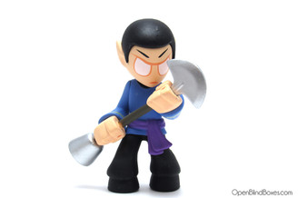 Amok Time Spock Funko Mystery Minis Sci-Fi Front