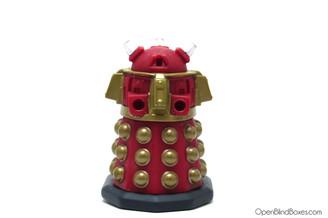 Supreme Dalek Gallifrey Titans Vinyl Figures Front
