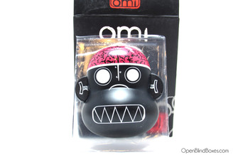Black Zombie Robot Omi Munky King