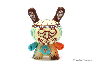 Steve Harrington Dunny Series 5 Kidrobot Front