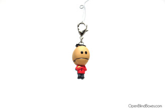 Terrance And Phillip South Park Zipper Pull Kidrobot Front
