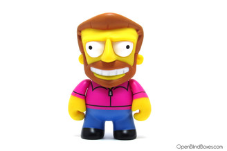 Hank Scorpio Simpsons 25th Kidrobot Front