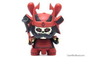 Jon-Paul Kaiser Ashigaru 2012 Red Dunny Kidrobot Front