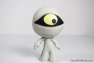 Mummy Nightmare Before Christmas Funko Front
