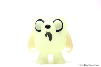 Glow In The Dark Jake Adventure Time Kidrobot Front