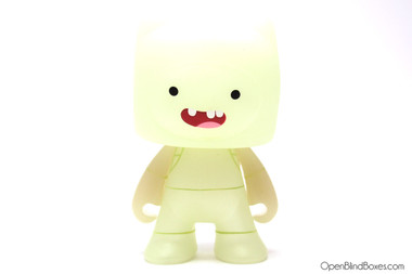 Glow In The Dark Finn Adventure Time Kidrobot Front