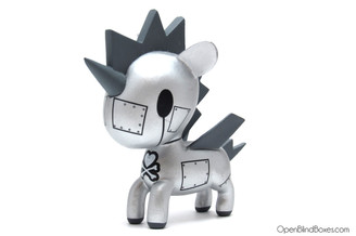 Metallo Unicorno Series 1 Tokidoki Left