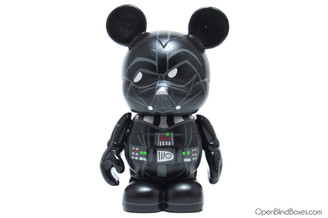 Darth Vader Vinylmation Star Wars Series 1 Front