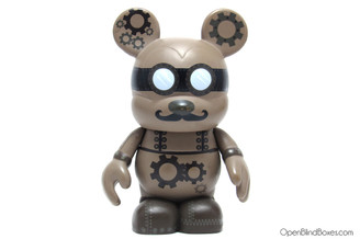 Steampunk Urban Series 3 Disney Vinylmation Front