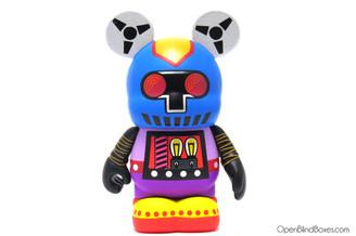 Robot 10 Robots Series 2 Disney Vinylmation Front