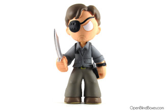 The Governor Walking Dead 2 Mystery Minis Funko Front