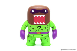 Riddler Domo DC Mystery Minis Funko Front
