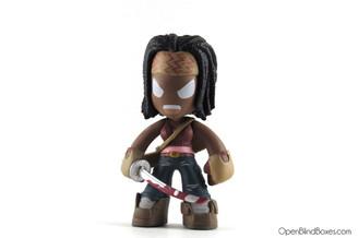 Michonne Bloody Sword Funko Walking Dead 2 Mystery Minis Front