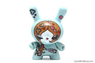 Junko Mizuno Series 5 Dunny Kidrobot Front