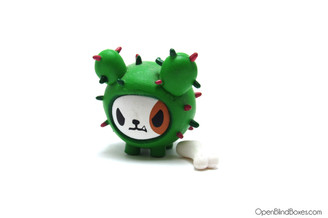 Bastardino Jr. Cactus Pups Tokidoki Front