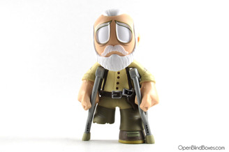 Hershel Greene The Walking Dead Mystery Minis Series 3 Front