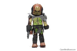 Wounded City Predator Minimates Series 1 Front