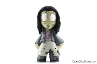 Zombie The Walking Dead Mystery Minis 3 Funko Front