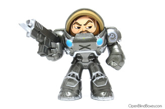 Raynor Heroes Of The Storm Funko Mystery Minis Front