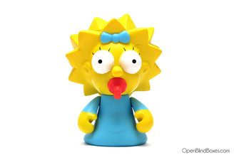 Maggie Simpson The Simpsons Series 1 Kidrobot Front