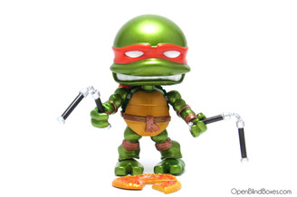 Michelangelo Metallic The Loyal Subjects TMNT Front