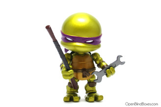 Donatello Metallic The loyal Subjects TMNT Front
