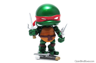 Raphael Metallic The Loyal Subjects TMNT Front