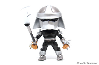 Shredder Metallic The Loyal Subjects TMNT Front